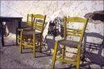 greek chairs